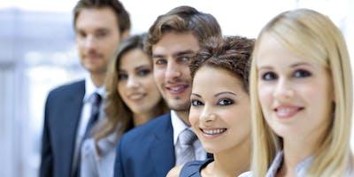 Boston Professional Career Fair.  Get hired!