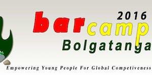 Barcamp Bolga 2016
