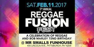 REGGAE FUSION FEST {5th annual}