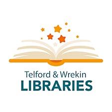 Telford & Wrekin Libraries logo