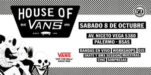 House of Vans Buenos Aires