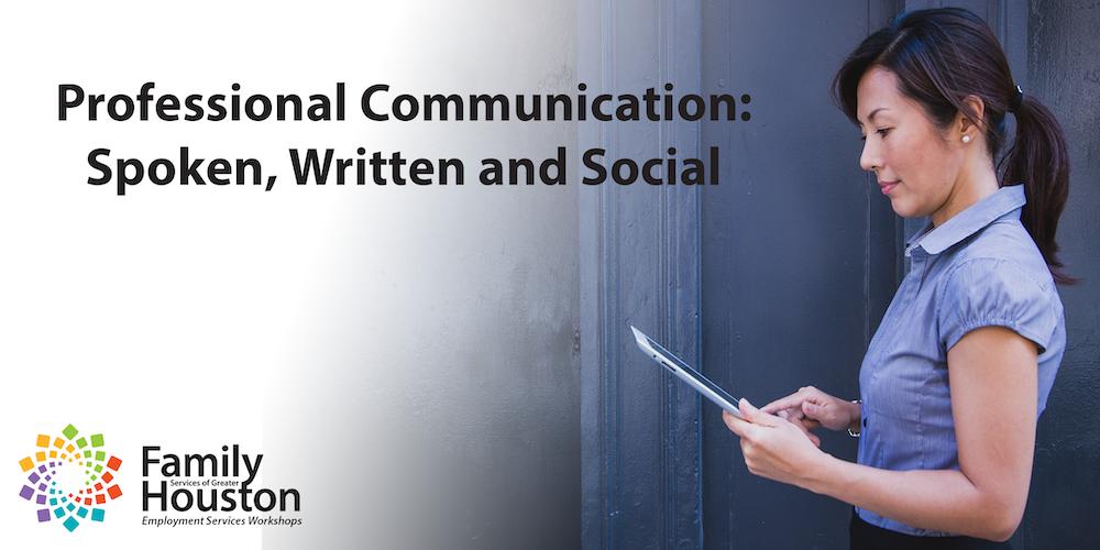 professional communicatio