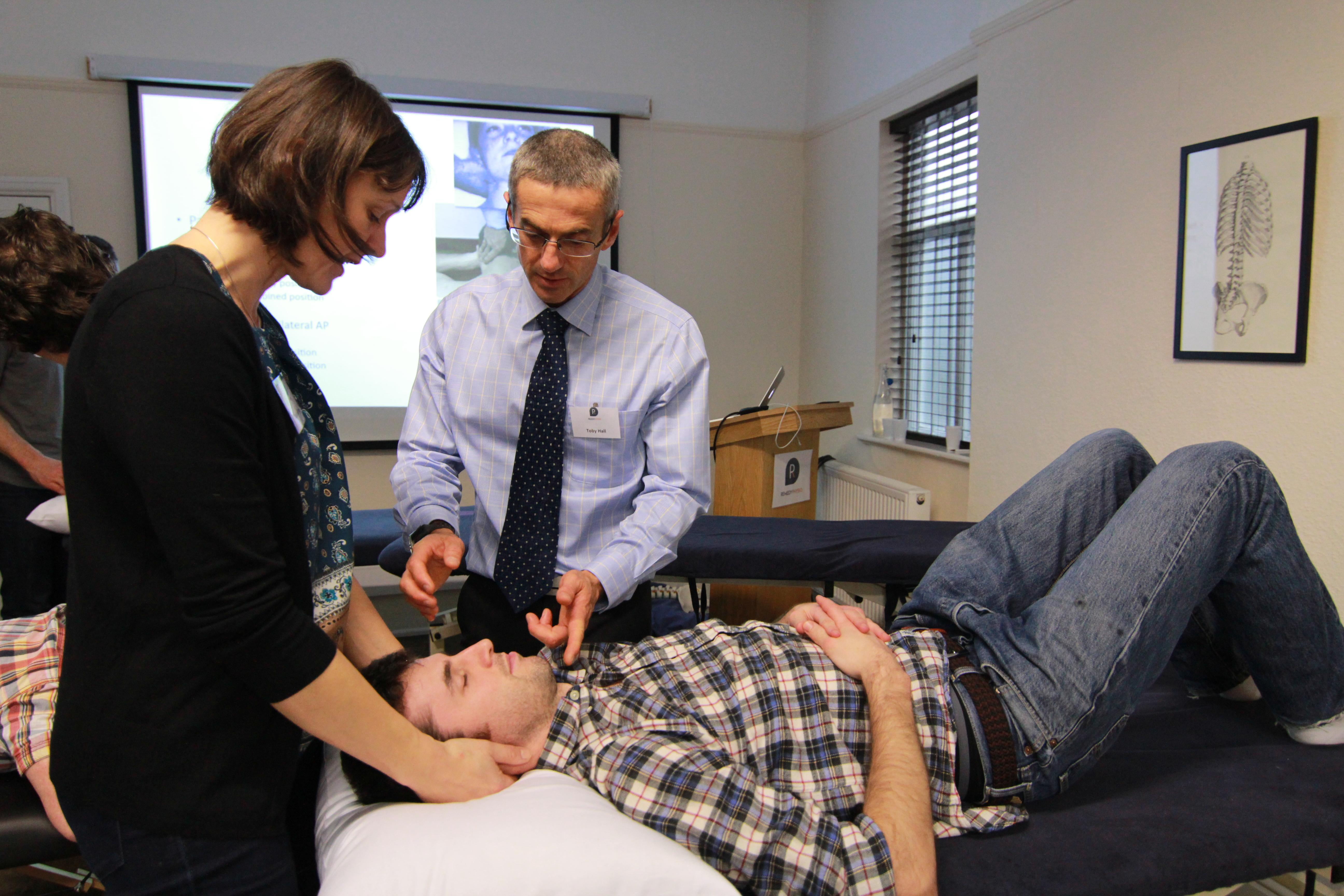 Integrated Manual Therapy For The Upper Cervi