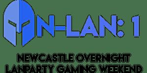 N-LAN:1 Newcastle Gaming LAN Party Weekend -...