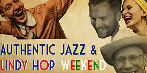 London Authentic Jazz & Lindy Hop Weekend
