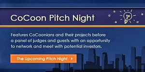 CoCoon Pitch Night Finals Fall 2016 (17/11)...
