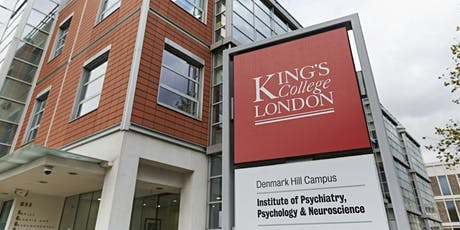 IoPPN Denmark Hill Postgraduate Campus Tours tickets