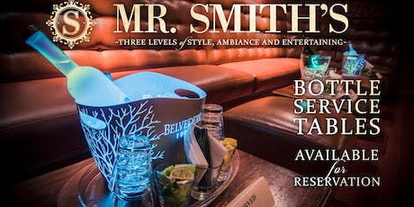 Mr. Smith's guest list tickets
