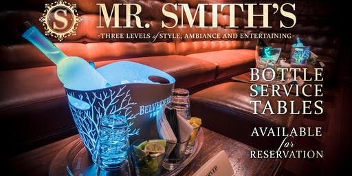 Mr. Smith's guest list