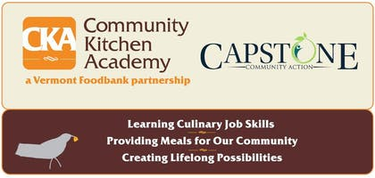 Community Kitchen Academy Graduation Barre