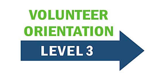 Level 3 - Advanced Dog Care Orientation