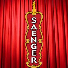Historic Hattiesburg Saenger Theater logo