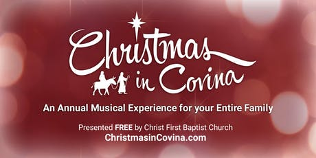 Christmas in Covina tickets
