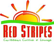Lakesha S Daley, Red Stripes Caribbean Cuisine  logo