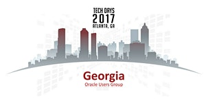 GaOUG Tech Days 2017