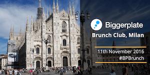 Biggerplate Brunch Club : Milan