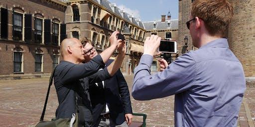 Training 'Nieuws maken met de smartphone'