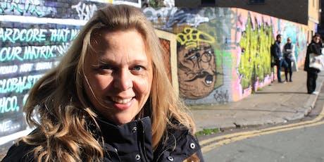 Street Art in Shoreditch Walking Tour tickets