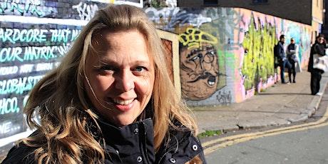 Street Art in Shoreditch Walk tickets