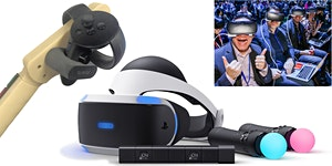 MN VR and HCI Oct 2016: VR Conferences and PSVR Launch