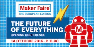"""Opening Conference """"The Future of Everything"""""""