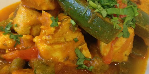 Half Day Easy Indian Curries Course