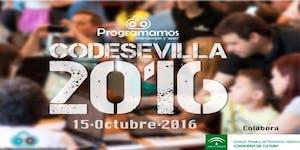CodeSevilla 2016: ¡A programar!