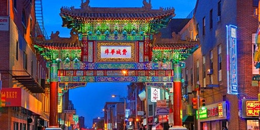 Philly's Chinatown Tour In Chinese New Year