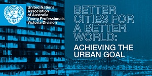 Better cities for a better world: Achieving the Urban...