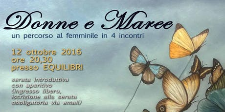 Donne e Maree tickets