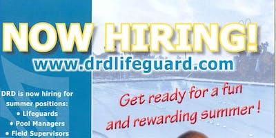 Lifeguard Hiring Event #3