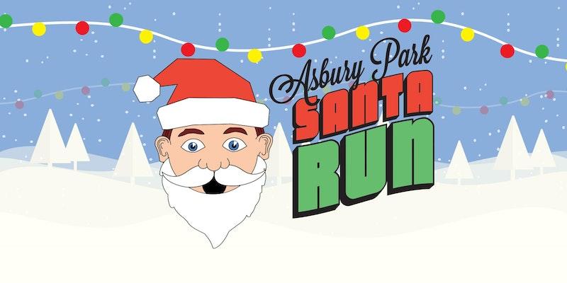 RaceThread.com Asbury Park Santa Run