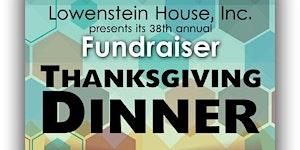 38th Annual Thanksgiving Fundraiser Dinner