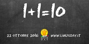 Linux Day 2016 @ Perugia