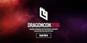 DragonCon Hong Kong 2016