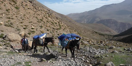 Atlas Mountains Morocco - M'Goun Massif and Marrakech - Register of Interest