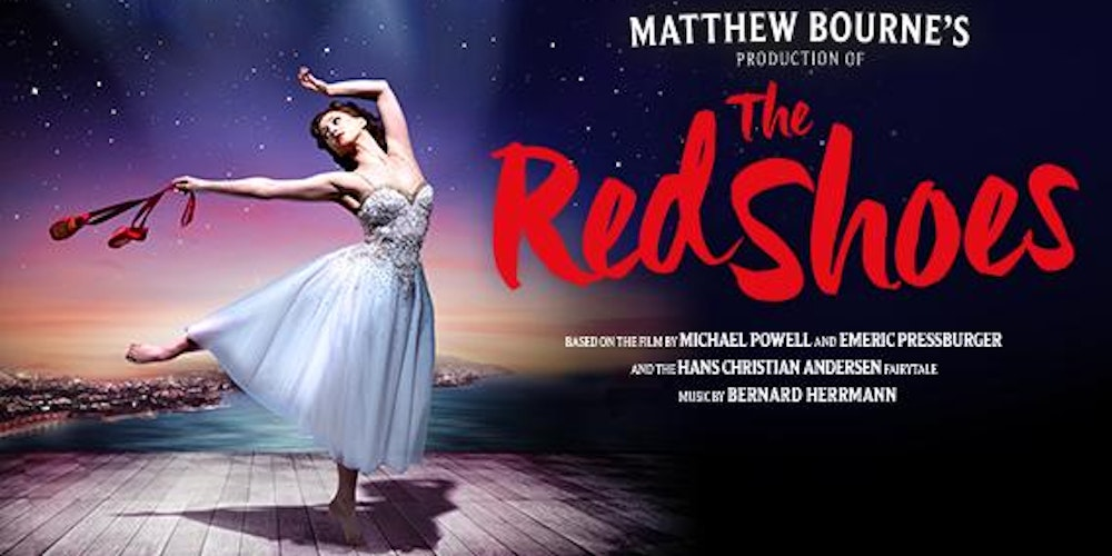 Matthew Bourne The Red Shoes Workshop