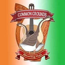 Common Grounds Meeting Hall logo