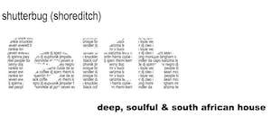 #FaithLDN: Deep, Soulful and SA House - Fri 21st Oct