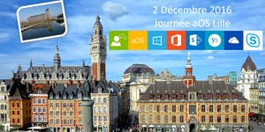 Journée aOS Lille du 2 décembre 2016