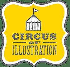 The Circus of Illustration logo