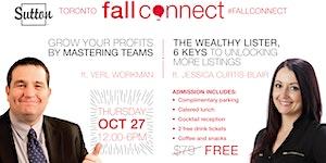 Sutton Fall Connect Toronto 2016