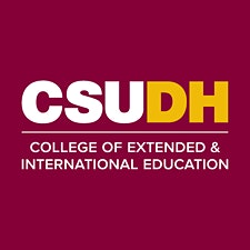 CSUDH College of Extended and International Education logo