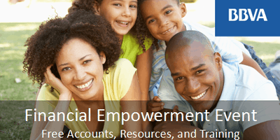 Financial Empowerment for Life event by BBVA Bank
