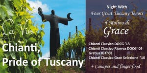 Wine Tasting Four Tenors of Tuscany @ La Vin Wines et...