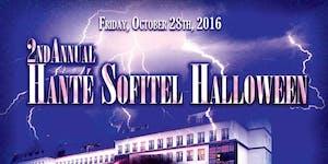 HANTE Sofitel LA Halloween 2016