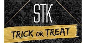 STK LA inside the W Los Angeles Halloween 2016
