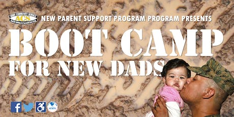 Boot Camp for New Dads tickets