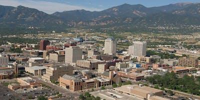 Colorado Springs Professional Career Fair.