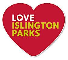 Love Islington Parks logo